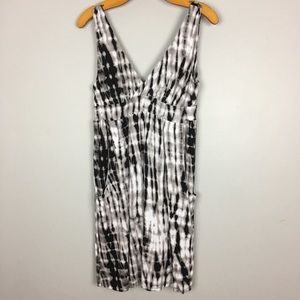 Kenneth Cole Reaction Dress Tie Dyed Size M